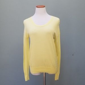Cabi Gossamer Pullover Lightweight Sweater Small